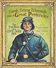 Sarah Emma Edmonds