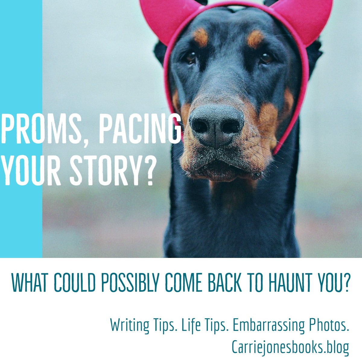 Prom Parties Can Make You a Writer & Teach You About Pacing