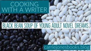 Black Bean Soup Recipe. Cooking with a Writer