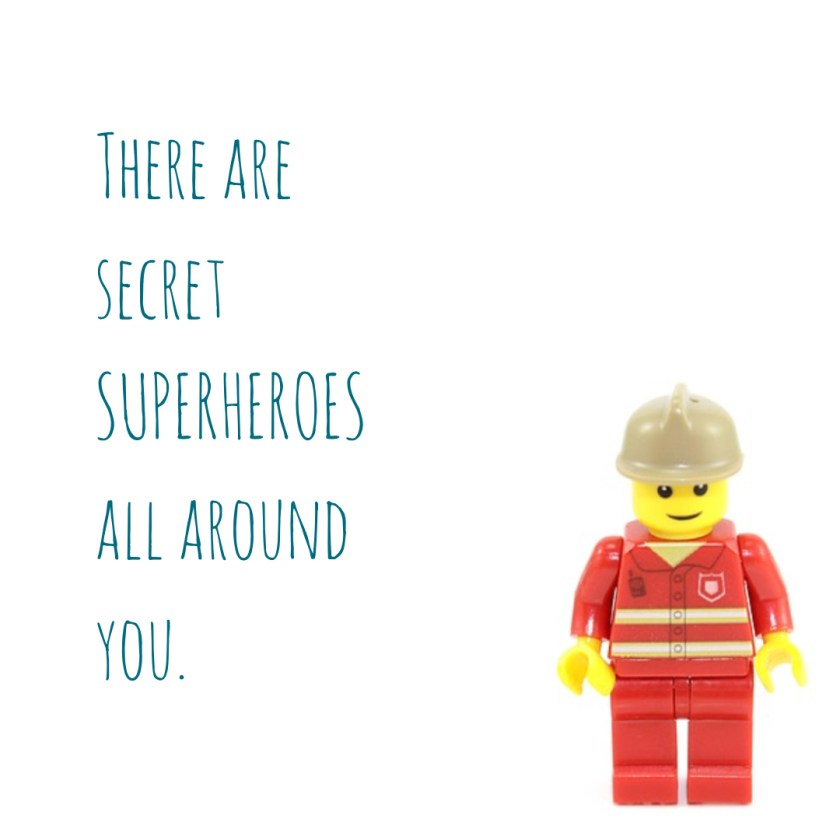 Secret Superheroes