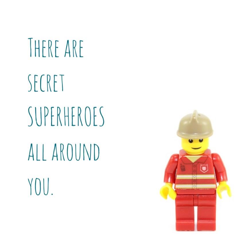 Secret Superheroes