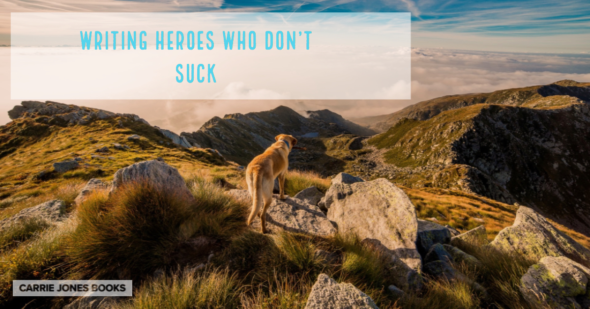 Writing Heroes That Don't Suck – Dogs are Smarter Than People Podcast