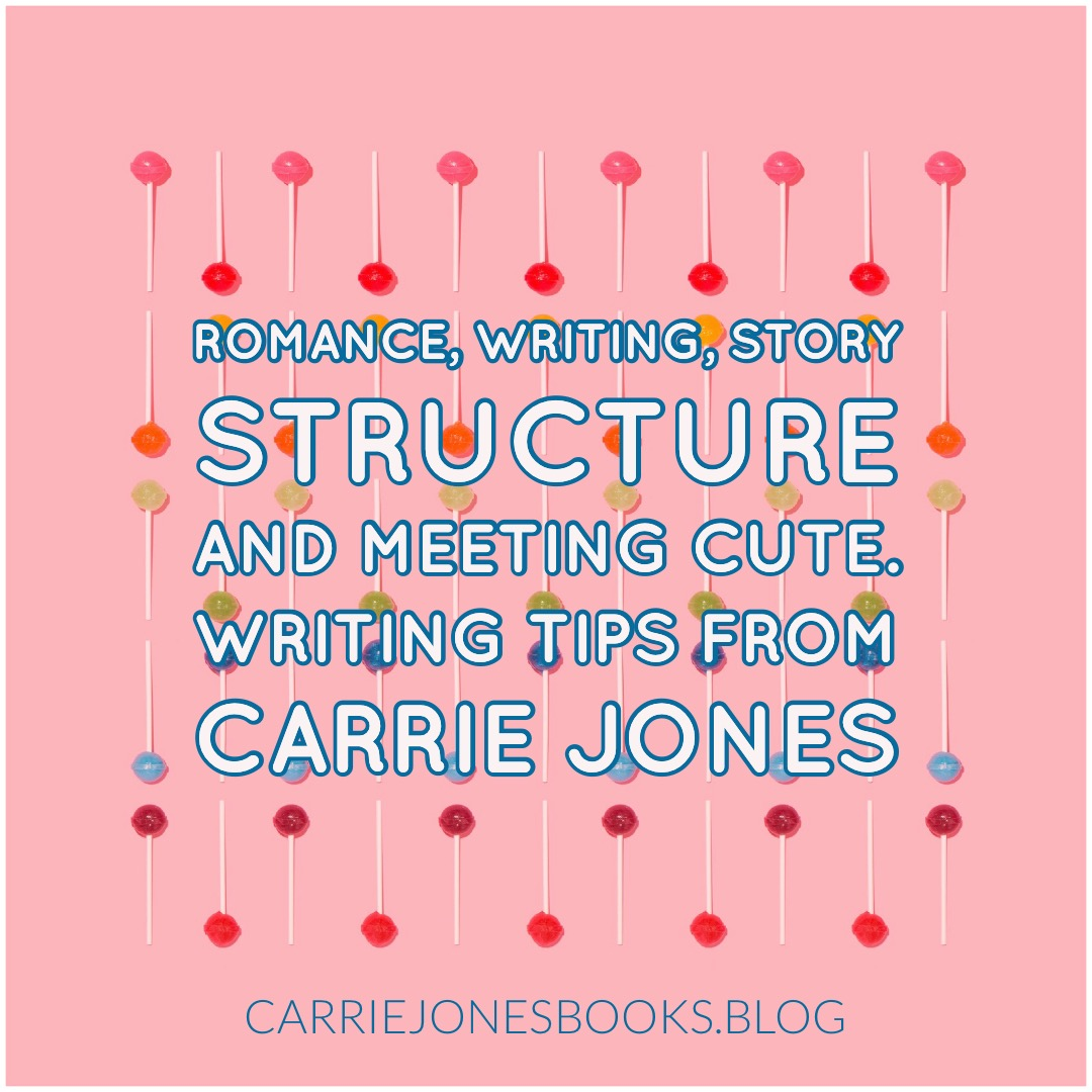 Writing Tips Wednesday: Romance, Structure, and the Meet Cute