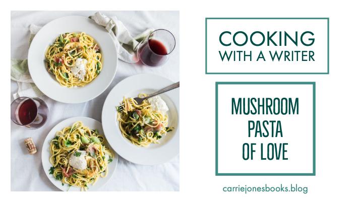 Mushroom Pasta of Love