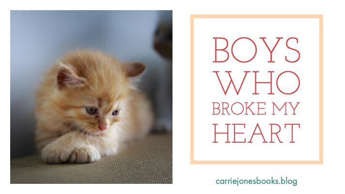 Boys Who Broke My Heart