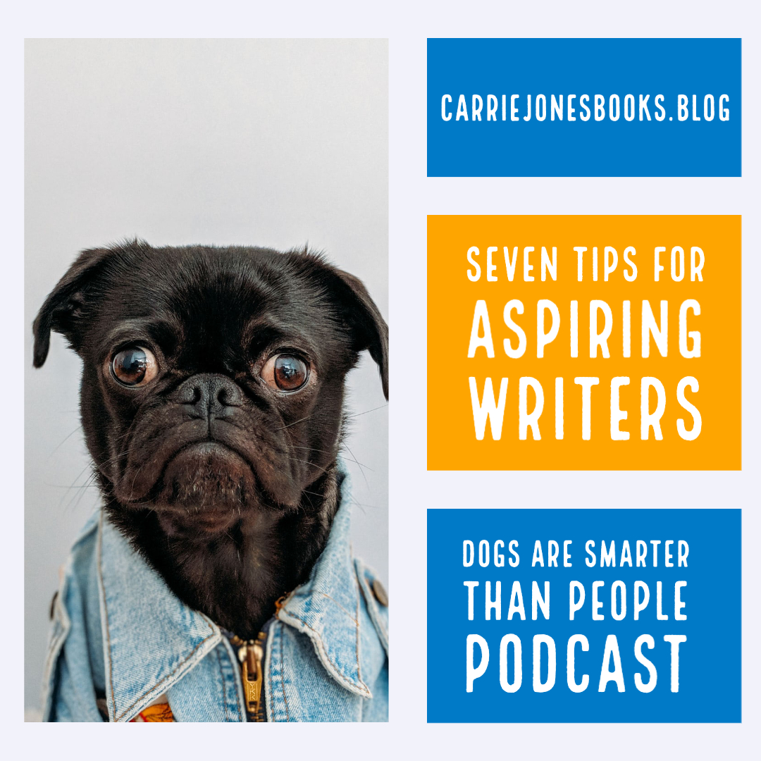 Ride Hard. Seven Tips for Aspiring Writers