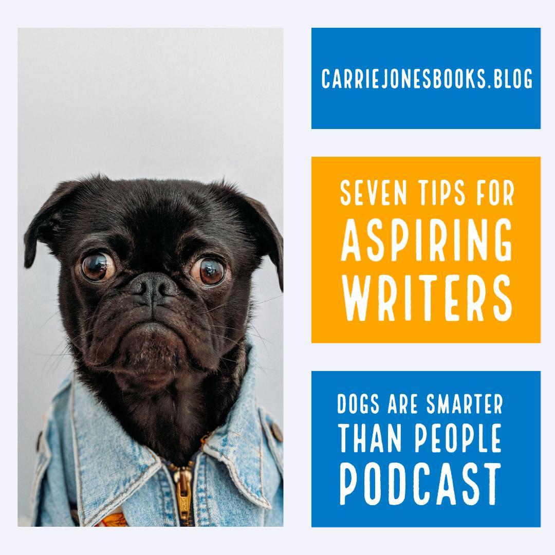 Ride Hard. Seven Tips for Aspiring Writers