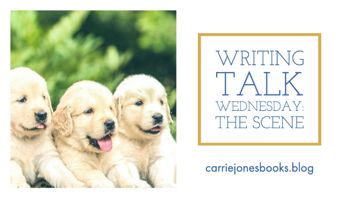 Writing Talk Wednesday: The Scene