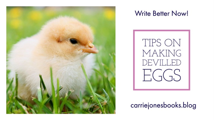 Tips on Making Devilled Eggs