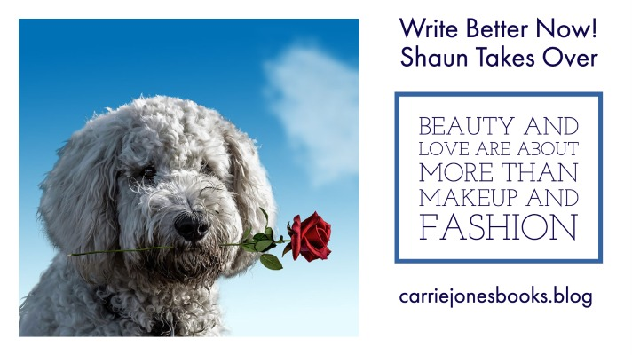 Beauty and Love are About More Than Makeup and Fashion