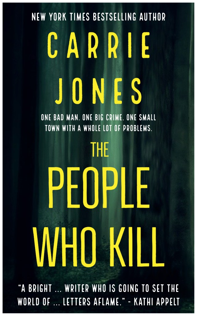 best thrillers The People Who Kill