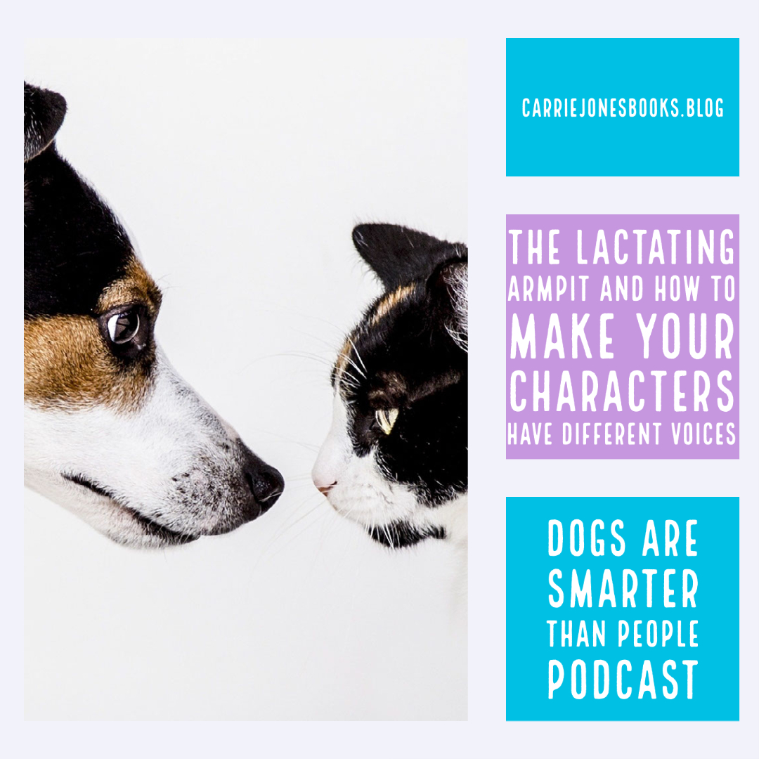best writing podcast funny