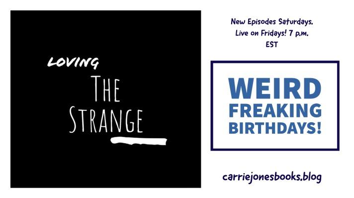 weird birthdays podcast
