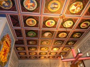 James V's Stirling Heads, Stirling Castle
