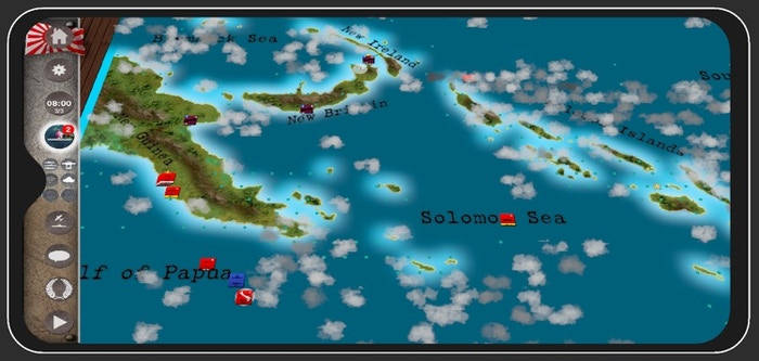 Carrier Battles for Guadalcanal - Android