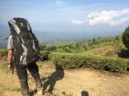 Kaki gunung Salak