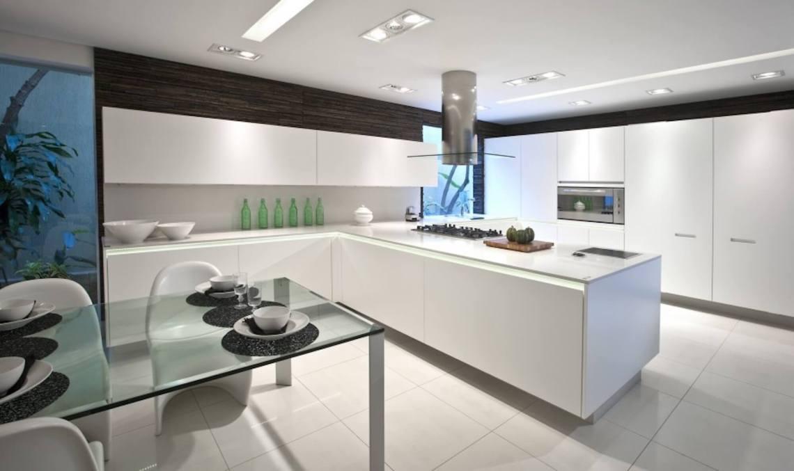 Plan de travail cuisine Quartz Silestone Blanco Zeus
