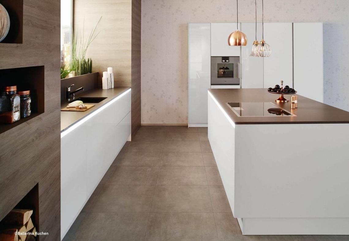 Plan de travail cuisine Quartz Silestone Merope