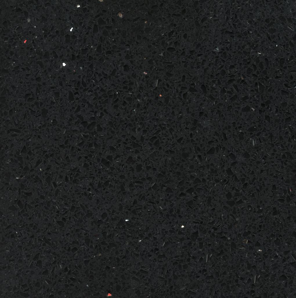 Quartz Silestone Negro Stellar