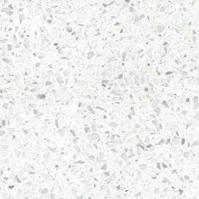 Quartz Unistone Bianco Galactica