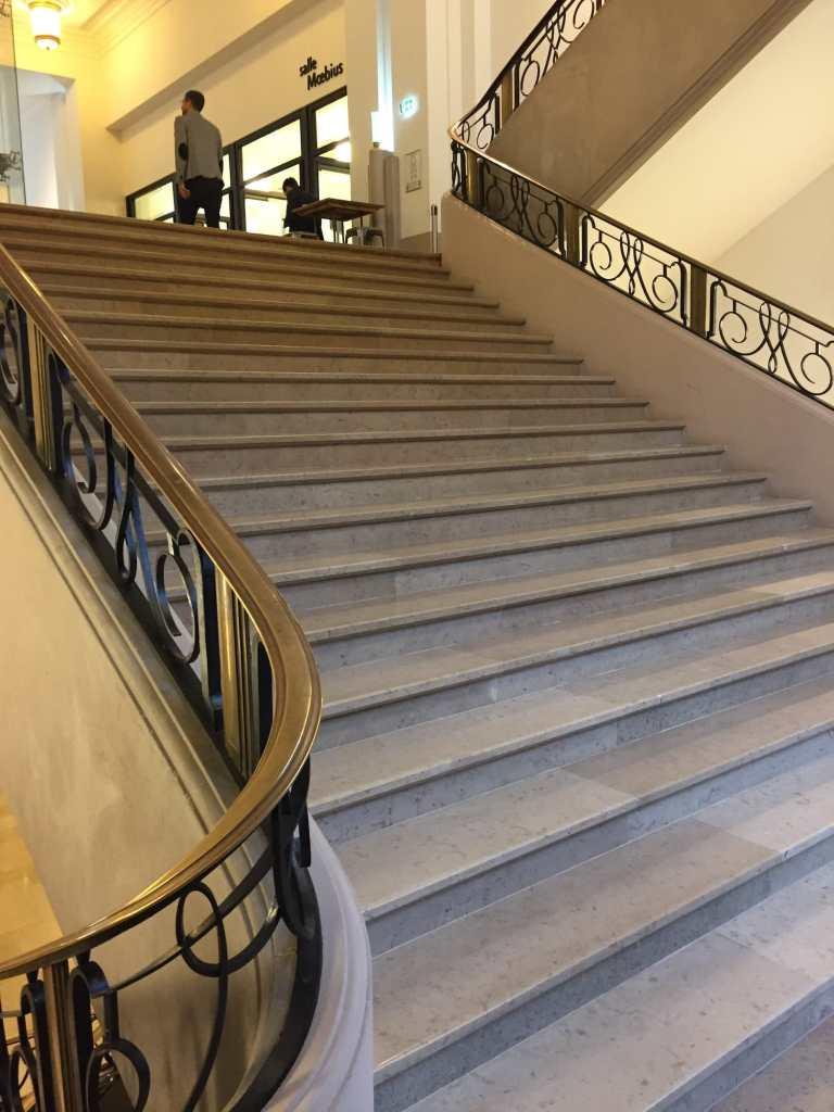 Escaliers Comblanchien