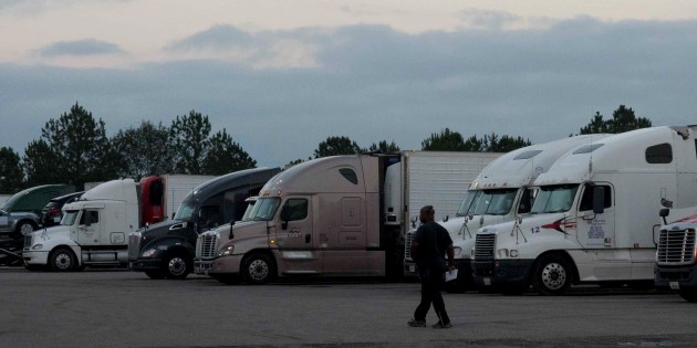ATRI 'parking diaries' reveal ELDs make finding parking more difficult