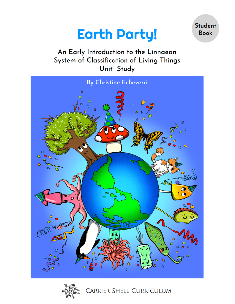 earth party curriculum