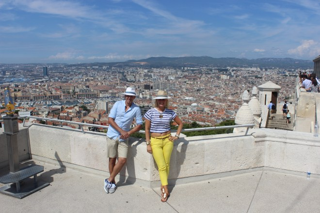 Marseille Note Dame de la Garde