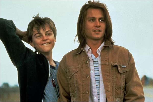 Di CaprioJohnny Deep Gilbert Grape