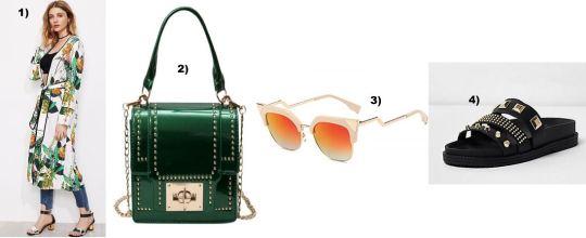 Kimono-Green-Studded-Bag-Riverisland-Adiletten-Fendi-Sunglasses-carrieslifestyle