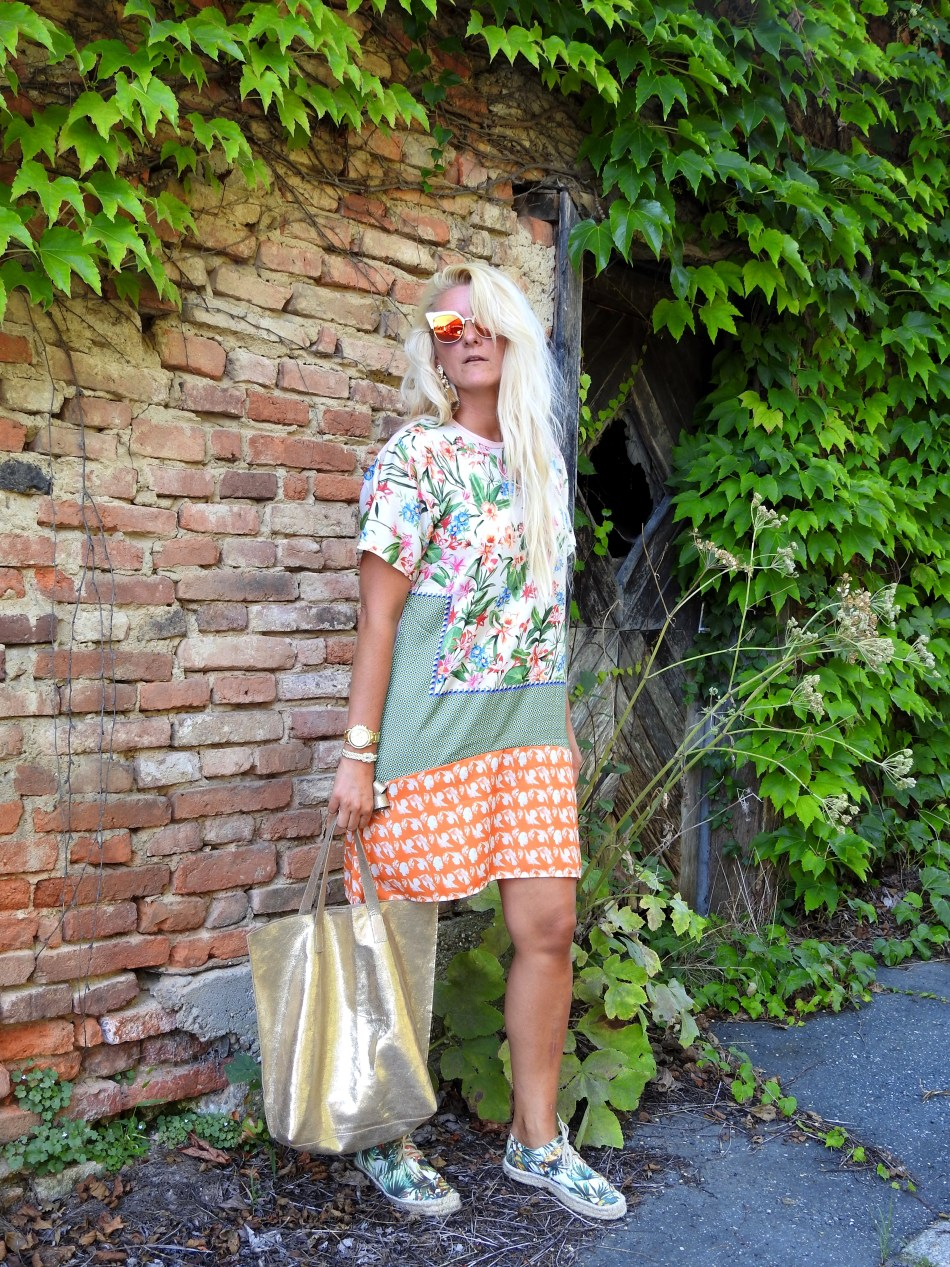 Mustermix-Pattern-Metallic-Sunglasses-Fendi-Shopper-Gold-carrieslifestyle-Tamara-Prutsch