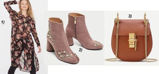 Pimkie-Floral-Dress-Zara-Boots-Velvet-chloe-Drew-Bag-carrieslifestyle