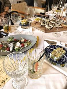 Blogger-Event-Nuri-Lunch-Hotel-Wiesler-Speisesaal-carrieslifestyle-Tamara-Prutsch