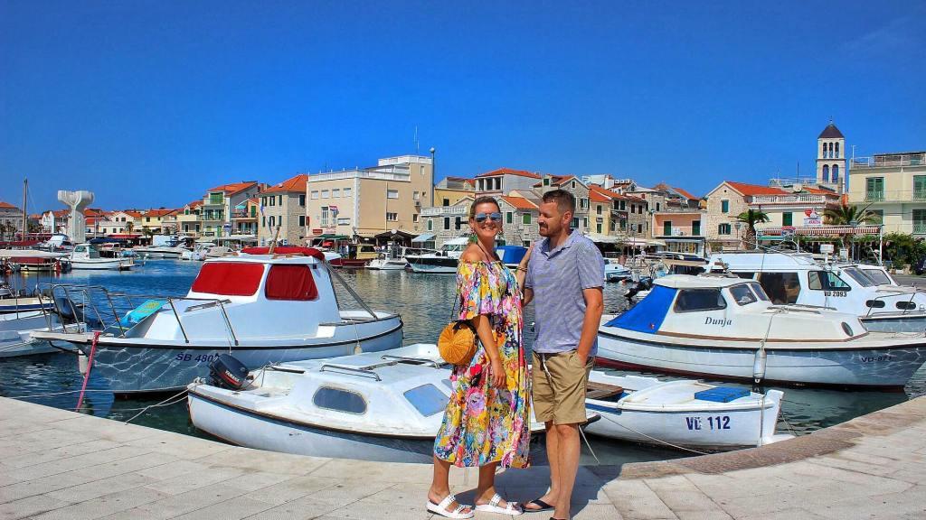 Vodice-Strand-Hafen-Kroatien-Reiseführer-Reiseblog-Reisebericht-carrieslifestyle-Tamara-Prutsch