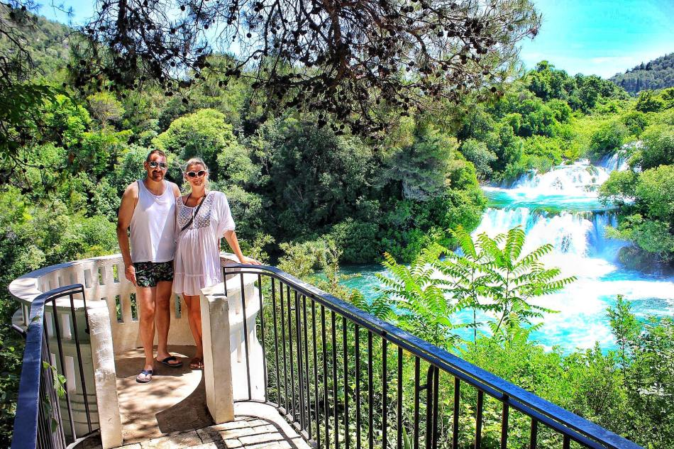 Krka-Wasserfälle-Waterfalls-Nationalpark-Kroatien-Reisebericht-Reiseführer-carrieslifestyle-Tamara-Prutsch