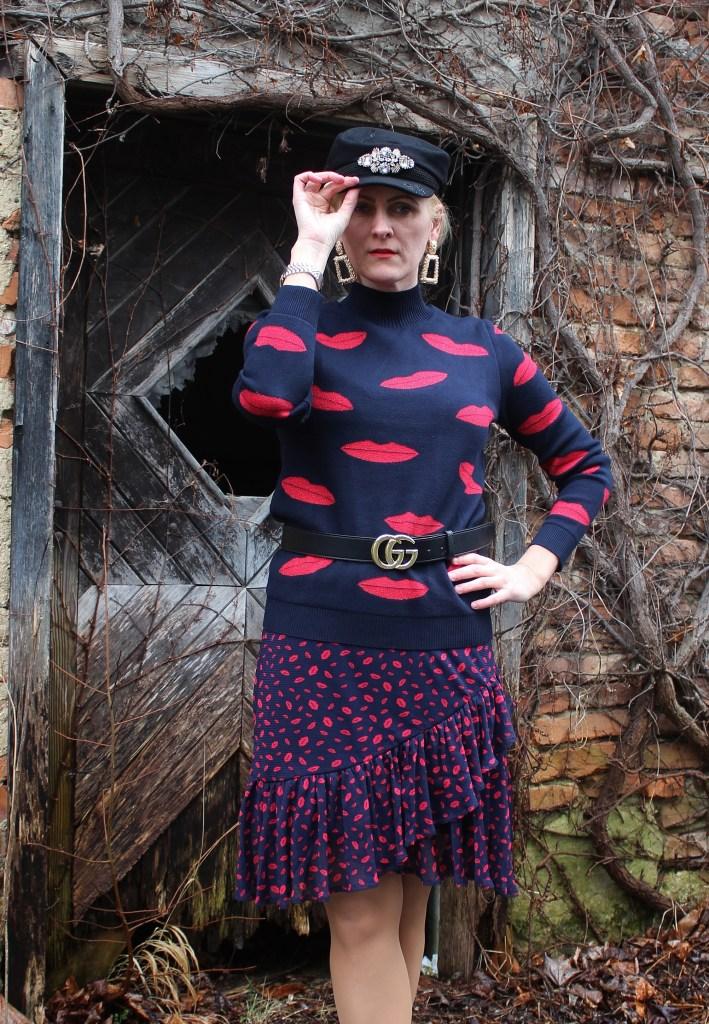Valentinsoutfit-Valentinesday-Fashion-Style-Lips-Volantskirt-Chanel-Style-carrieslifestyle-Tamara-Prutsch