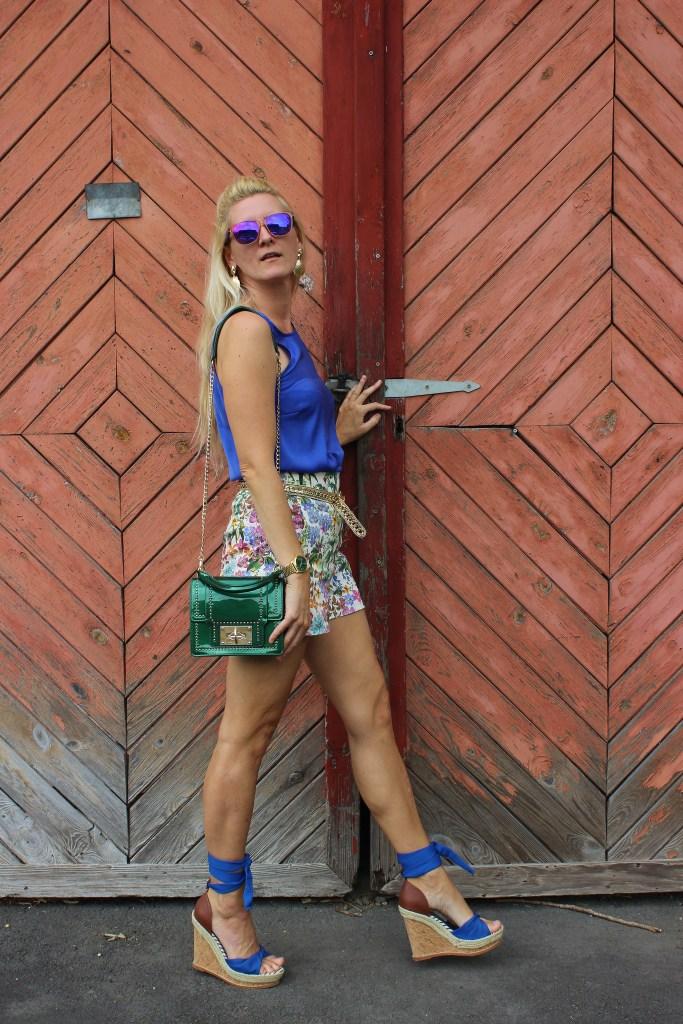 Shorts-Coloursplash-Colourblocking-carrieslifestyle-Tamara Prutsch