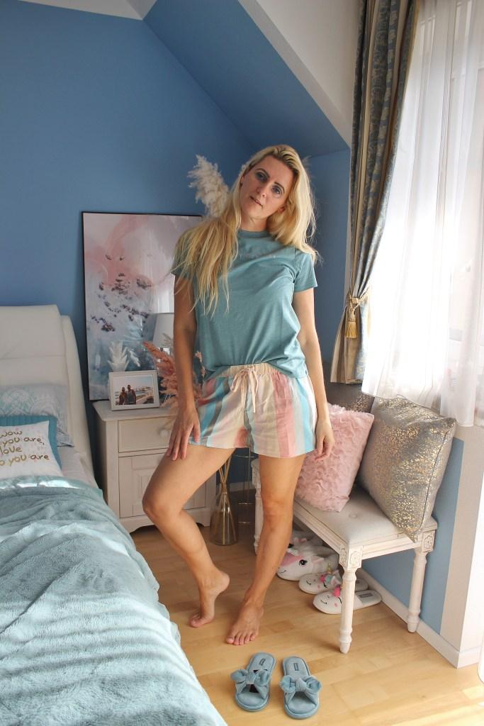 Hunkemöller-Nachtwäsche-Jogginghosen-Homewear-Loungewear-stylisch-Farben-carrieslifestyle-Tamara Prutsch
