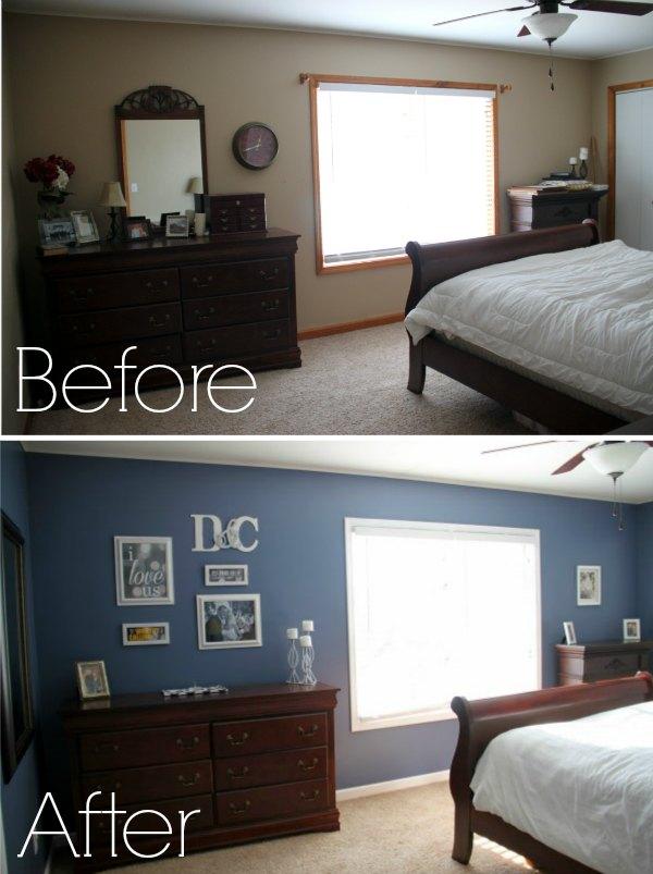 Low Budget Makeover Bedroom