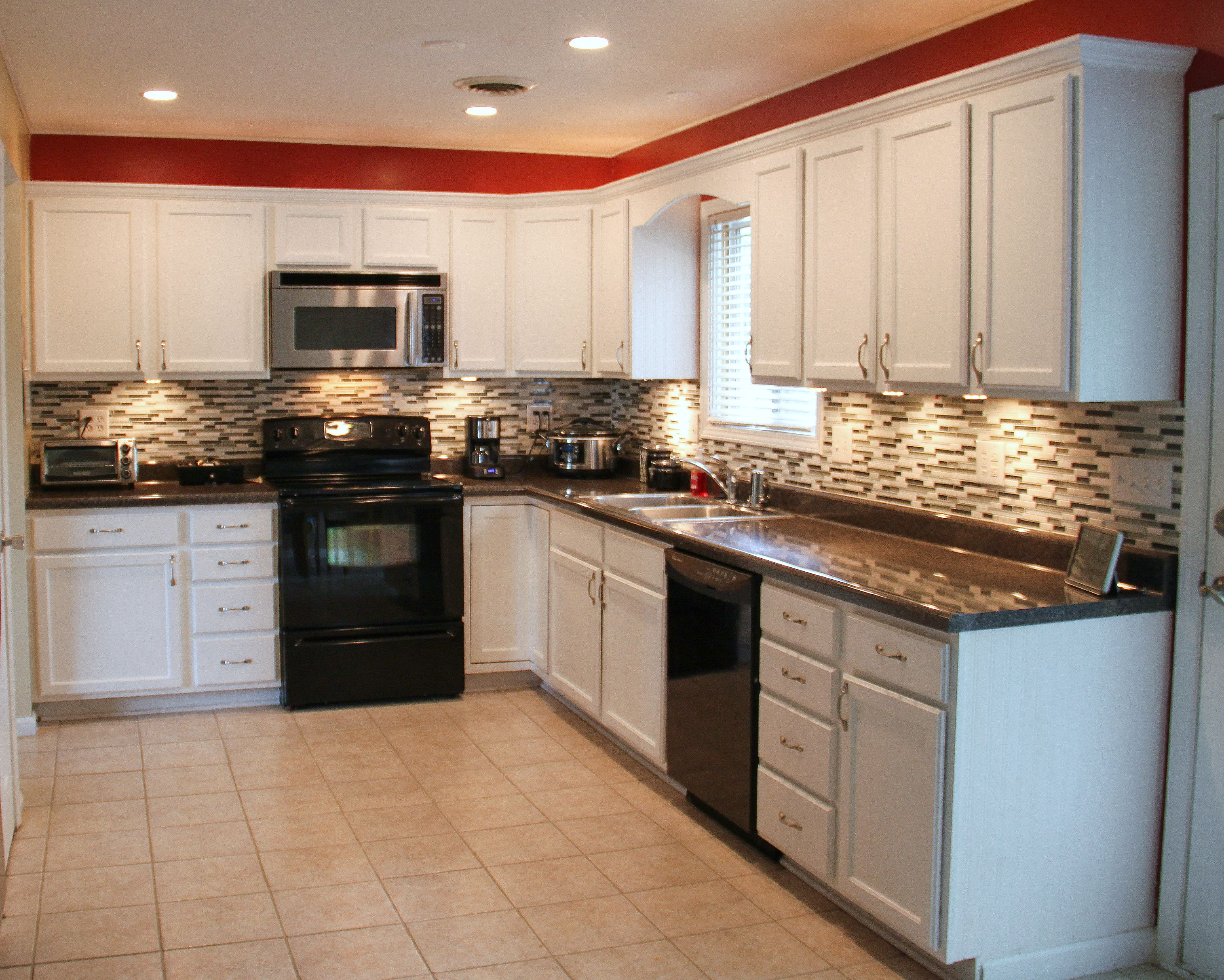 Upgrade Kitchen Cabinets On A Budget