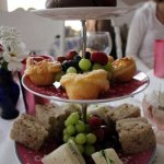 High Tea Fare at the ANZAC Tea Parlour