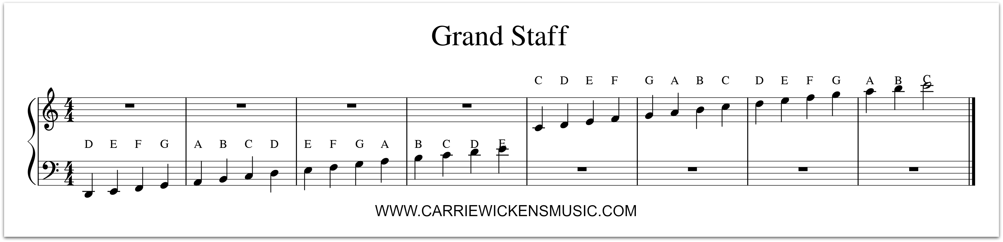 free printable music note flashcards