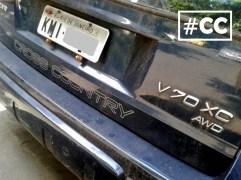 Volvo V70 XC 8