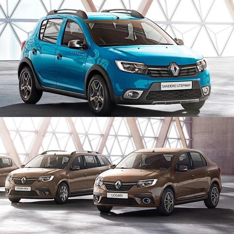 Renault Sandero e Logan 2017 Depois da romena Dacia, chegou a vez da Renault apresentar a linha 2017 do Sandero, Logan e Logan MCV na Europa. Trata-se de um discreto facelifit, com destaque para os faróis que ganharam luzes diurnas de LED, faróis de neblina redesenhados e nova grade. A logo da Renault está cada vez maior, nova linguagem de estilo da marca. Do lado de dentro, destaque para o novo volante de quatro raios, como na versão da Dacia. Na Europa, o carro também conta com assistente de partida em rampas. #CArroEsporteClube #Renault #sandero