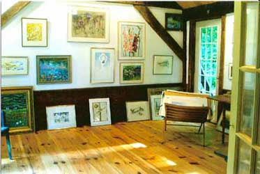 Carroll gallery studio 1
