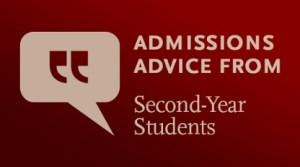 Admissions Advice