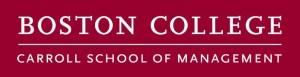 Carroll School of Management