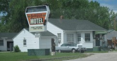 2011 US 89 to Glacier Canon Sureshot Choteau motel 018