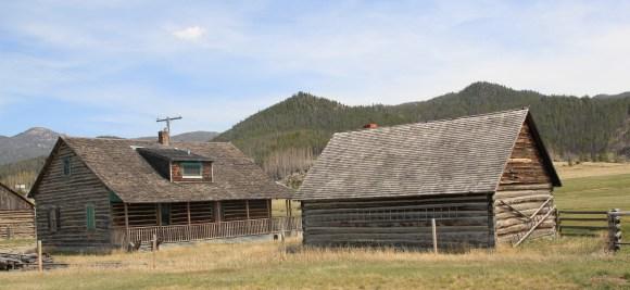 Elk Park log ranch, Jefferson Co