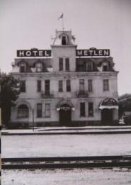 Beaverhead Co Dillon Hotel Metlen 1988